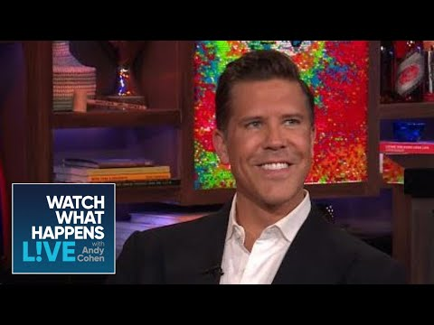 How Fatherhood Has Changed Fredrik Eklund | MDLNY | WWHL