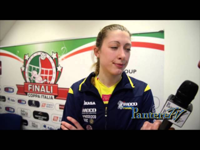 COPPA ITALIA. Speciale Pantere TV (SECONDA PARTE). Igor Gorgonzola VS Imoco Volley Conegliano.