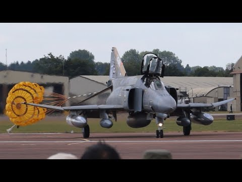 RIAT 2017 Wednesday Arrivals 12th July 2017
