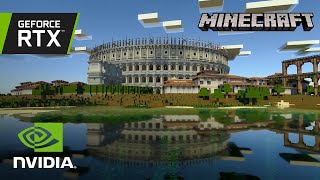 Minecraft with RTX | Official Full Game Release Trailer