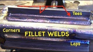 TIG Welding Fillet Welds