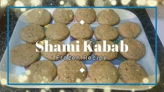 Shami Kabab شامی کباب  - Shami Kabab with Beef By Lotus Food Gallery