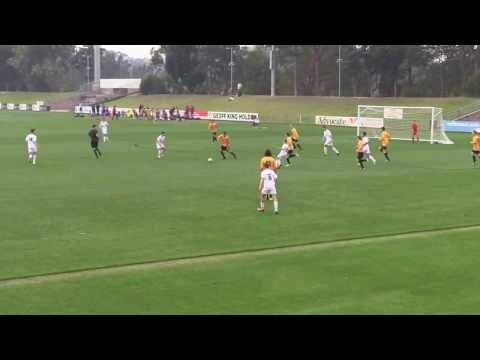 U14 Football West v Victoria Metro 2nd Half JBos