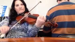 Day 99 - Red Rose Country - Patti Kusturok