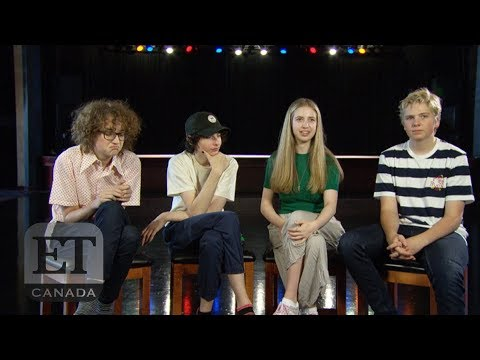 Finn Wolfhard's Band Calpurnia Get Carded At Their Own Gigs