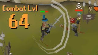This level 64 can use an AGS