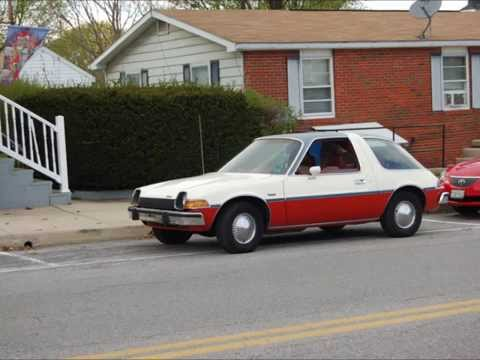 1976 AMC Pacer  sold to the  Atlanta Hawks