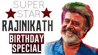 Super Star Rajinikath Birthday Special Video Songs | #HBDSuperStarRajinikanth | #HBDThalaivaa #Petta