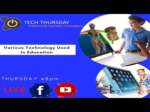 Various Technology Used In Education