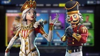 NOUVEAU Fortnite Item Shop CRACKSHOT SKIN IS BACK (fr) NOUVEAU CRACKABELLA SKIN - France Fortnite Battle Royale 🌰🌰🌰