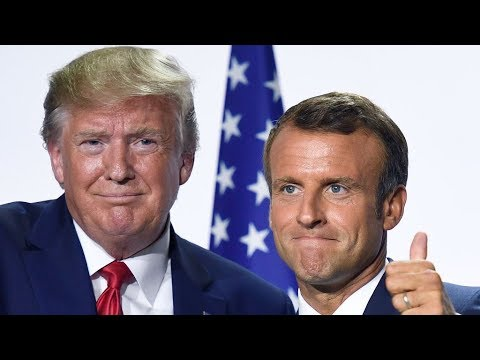 U.S. Trade Officials Threaten 100% Tariffs On French Goods