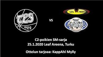 25.01.2020 TPS vs SBS Masku/SBS Wirmo