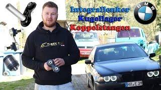 Reparatur: BMW e39 Integrallenker Kugelgelenk Koppelstangen