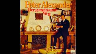 Watch Peter Alexander Der Gemeinsame Weg video