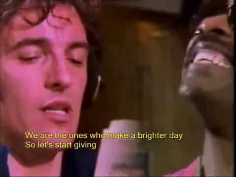 We are the World - with subtitles