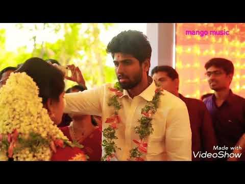 Tamil WhatsApp status//wdding Ablum love video// romance songs//inji iduppazhagi song