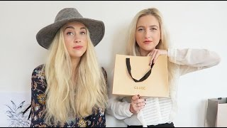 UNBOXING CHRISTMAS GIFTS | BLONDE TIGERS