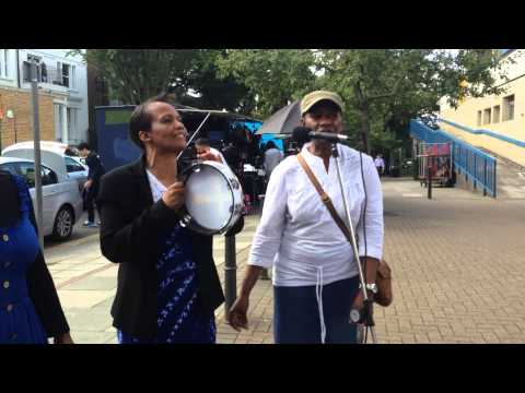 Kilburn High Road-Gospel Singers