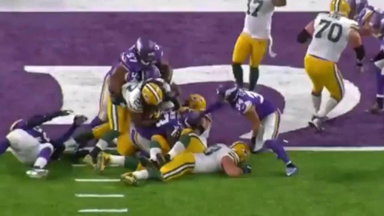 Linval Joseph Video Highlights Minnesota Vikings 2016