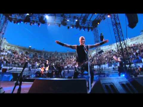 Metallica - Ecstacy of Gold and Blackened (Live Nimes 2009)