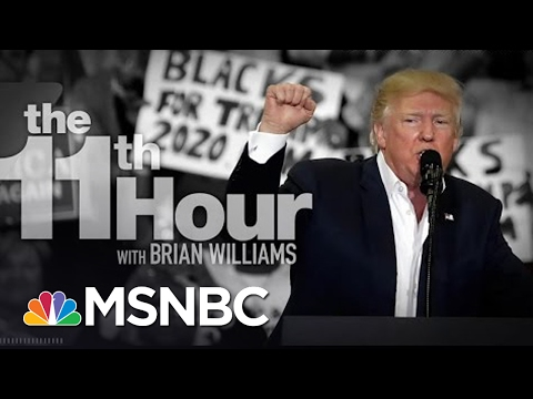 One Month In, The Trump Presidency Has Been Anything But Usual   The 11th Hour   MSNBC