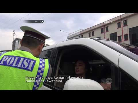 Hendak Ditilang Polisi, Ibu ini Izin Hubungi Kakaknya yang Anggota Polisi