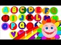 Play Doh ABC | Learn Alphabets | Play Doh Abc Song | Kids Learning ABC