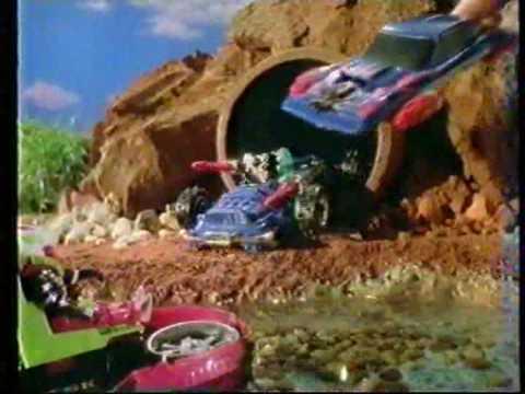 Alte M.A.S.K. Spielzeug Werbung ZDF 1989 Commercials - YouTube