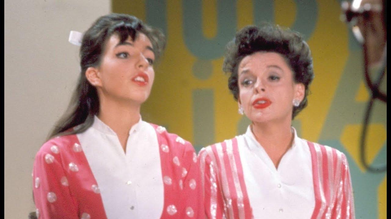 JUDY GARLAND on LIZA MINNELLI — Diva on Diva