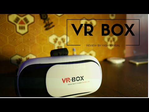 Vr Box - Best Vr Headset Under Rs 500