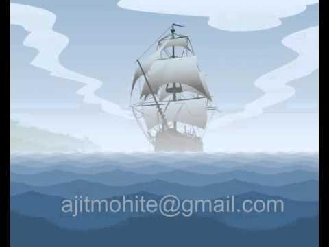 FLASH ANIMATION VFX - Sea waves - YouTube - ocean waves animations