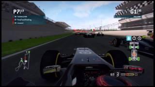 F1 2013 - Allora questa è sfiga...