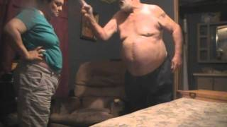 Angry Grandpa - Grandma's homecoming