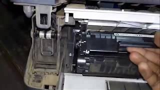 No Print Cartridge,  100% fix this Error in HP Laserjet 1005 in hindi