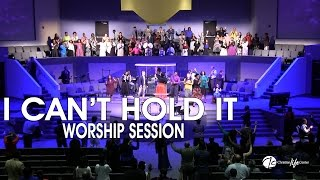 2016 09 11 - SUN AM - I Can't Hold It Worship Session