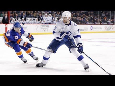 Lightning & Islanders combine for 13 goals in barn-burner