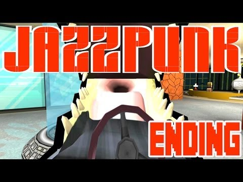 Jazzpunk - LET'S SAVE THE WORLD! ENDING