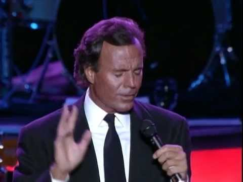 Julio Iglesias - Quijote / best live version / 1990 - HD