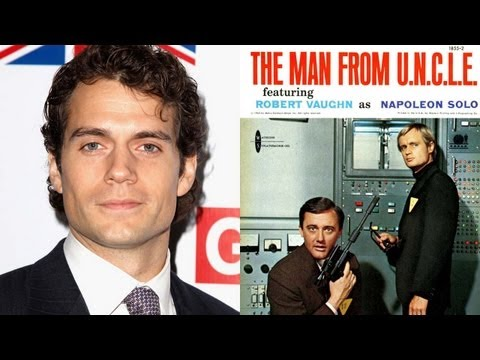 Henry Cavill Eyed To Replace Tom Cruise In 'The Man From U.N.C.L.E.'