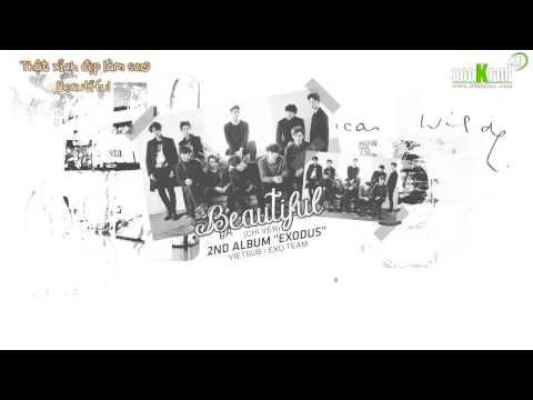 [Vietsub+Kara][Audio] EXO - Beautiful (Chi ver) {2nd Album EXODUS} [EXO Team]