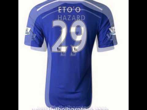 Nueva camisetas del Chelsea 2015 baratas