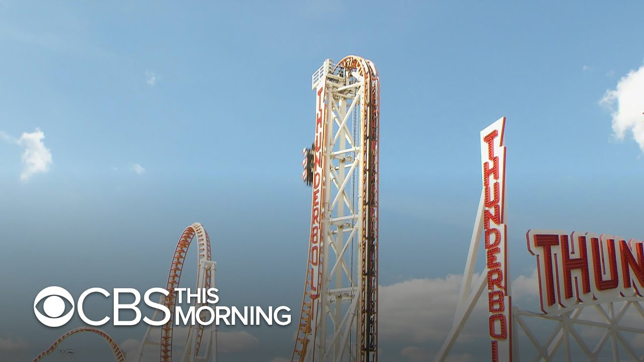 Thrills And Spills The 900 Year History Of Amusement Parks Youtube