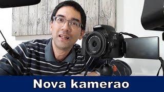 Nova kamerao | Esperanto vlogo