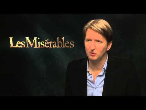 Tom Hooper   Les Misérables  Empire Magazine