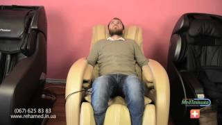 Массажное кресло HomeLine S(Массажное кресло HomeLine S предлагает своим пользователям высококачественный массаж и максимальный комфорт., 2016-02-23T12:37:50.000Z)