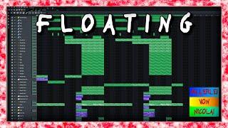 [Dance Music & EDM] Allerlei von Nicolai - Floating (No Copyright) | LMMS Song [House Music]