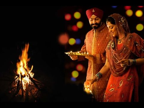LOHRI FESTIVAL OF PUNJABI'S  - Indian Culture - ETM 4