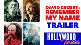 DAVID CROSBY: REMEMBER MY NAME TRAILER 2019 | Musical/Documentary