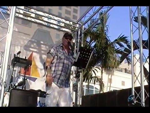 John Johnson @ Sail Pavilion in Tampa