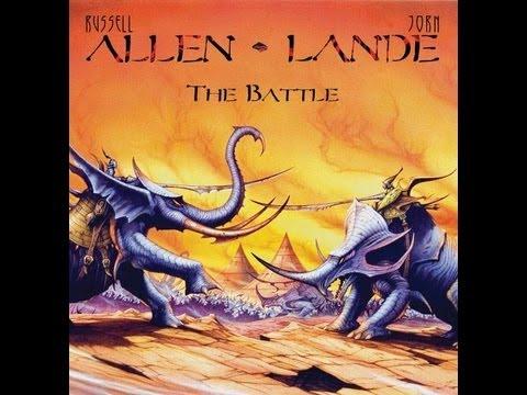 Allen Lande - Come Alive Lyrics